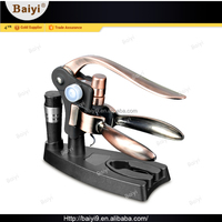 Exquisite Opening Ceremony Gifts Rabbit Style Wine Corkscrew Bottle Opener