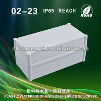 IP65 high quality electronic ABS plastic enclosure