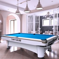 China Top A Natural slates Pool Table For Sale