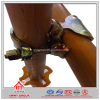 Reusable Steel Punching Construction Coupler/ Steel Clamps for Pipes