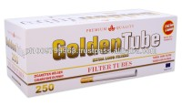 Cigarette filter tubes - GOLDEN TUBE MAX FILTERS