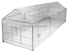 Outdoor Fold-away Wire mesh chicken fences