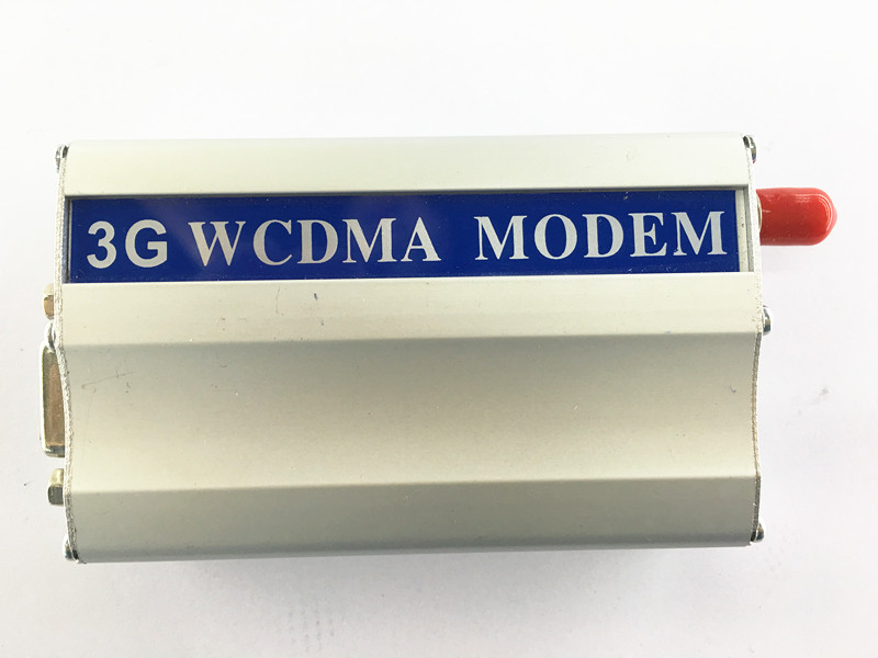 3G Wireless WCDMA Sim5216 Modem With RS232 And Mini Usb Interface Support Sms, MMS,Voice, USSD, At Command,Open At
