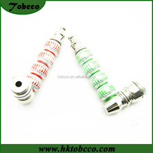 China Smoking Accessory Tobacco Set Metal Smoke Smoking Pipe Parts