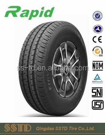 Chinese PCR TYRE factory BUSINESS CAR SERIES