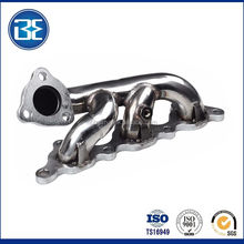 FITS 91-99 MIT 3000GT VR-4 GTO/STEALTH TURBO MANIFOLD HEADER & DOWNPIPE/EXHAUST
