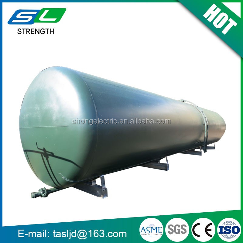 Super high quality best price carbon steel lpg storage tanks for sale
