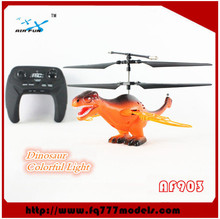 4.5Ch Dragon Flying New Dinosaur Toys helicopter for 2017 with Colorful Light toys for kids helicopter