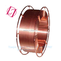 Low price good quality copper coated welding wire er70S-6