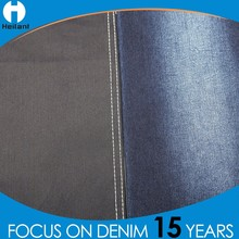 indigo black stretch ribbed nylon spandex knitted denim fabric in canada