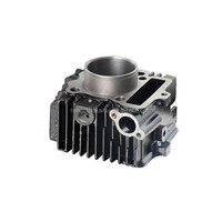 factory whole sale high quality JOG 100 2 stroke cylinder block for scooter