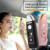 Nanum New Arrival USB Nano Misting Spray Relieve Fatigue Vibrating Car Refreshing Massager