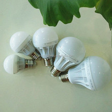 High Brightness New Discovery Series LED Bulb E27 Bulb 3W 5W 7W 9W 12W High Power Lamp Low Carbon