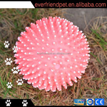 2014 promotional squeaky ball dog toys personalized gifts