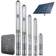 best price solar water pump for agriculture with MPPT inverter