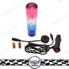 car accessories universal bubble shift knob, jdm sports crystal led shift