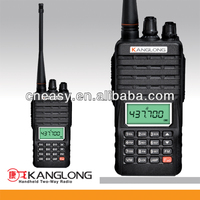 LCD Display!! long range UHF/VHF 128CH hand free walkie talkie KL-958