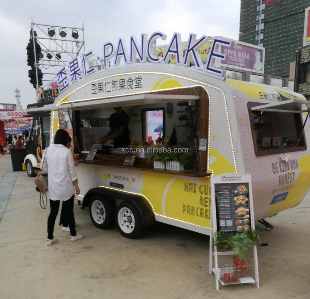 China Mobile Street Fast Food Trailer For Sale Buy