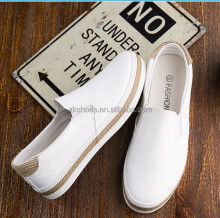 2017New Mode Lazy Canvas shoes Casual Flast shoes for Femail