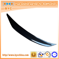 BYC Factory Direct Carbon Fiber Trunk Spoiler 2014 Up Racing Rear Spoiler for Audi A6