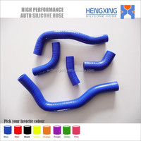 Motorcycle Silicone Radiator Hose Kit For CRF450R CRF 450 R 2005 blue/red/yellow/green/black etc.