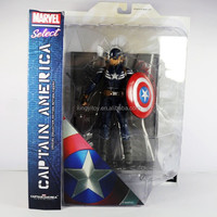 "New in Box Marvel Captain America The Winter Soldier 19cm/7.5"" Action Figure"