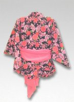 Girls Yukata kid clothes boys crochet hats apparel stocklots