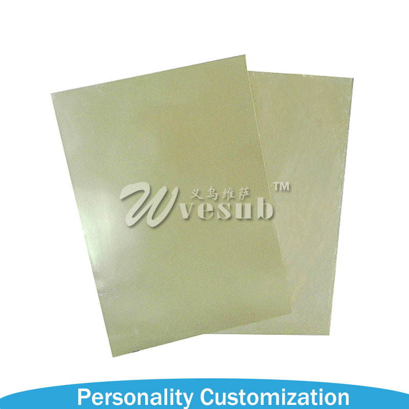 Photo Crystal UV Resistant Plastic Film