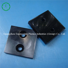 High precision CNC maching Rubber sheet rod tube