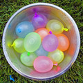 Promotional Water Game Toy Balloons Colorful Magic Balloons