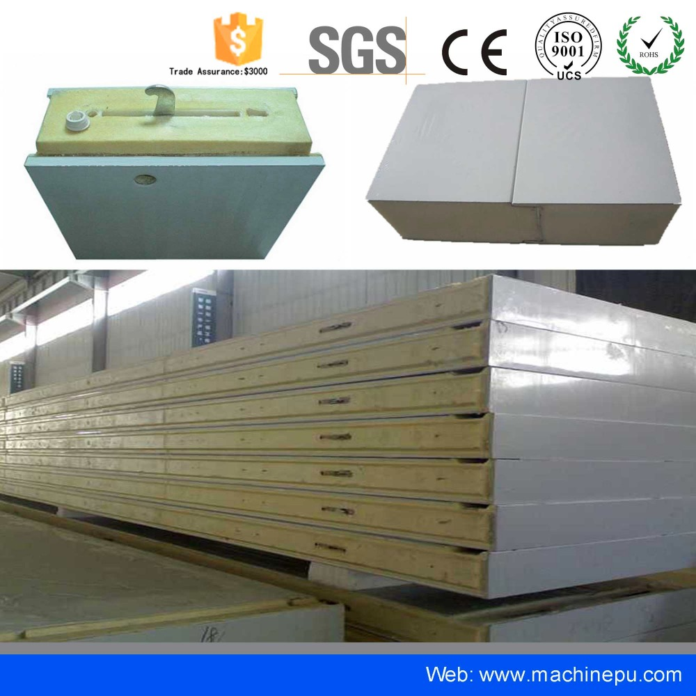 Heat insulation used cold room panel for hotel,restaurant and medicine