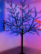 High brightness and famous Taiwan brand LED beads cherry trees with lights for sale