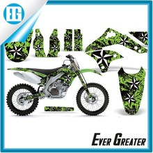 Custom motocross stickers design,stickers motocross bike
