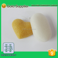 Sponge Material and Foundation,Blush,Eye Shadow Type konjac facial sponge