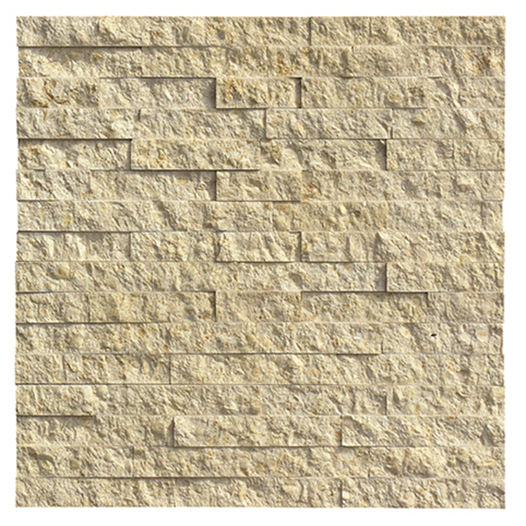Decorstone24 Beige Marble Interior Decorative Wall Stone Panels For Fireplace