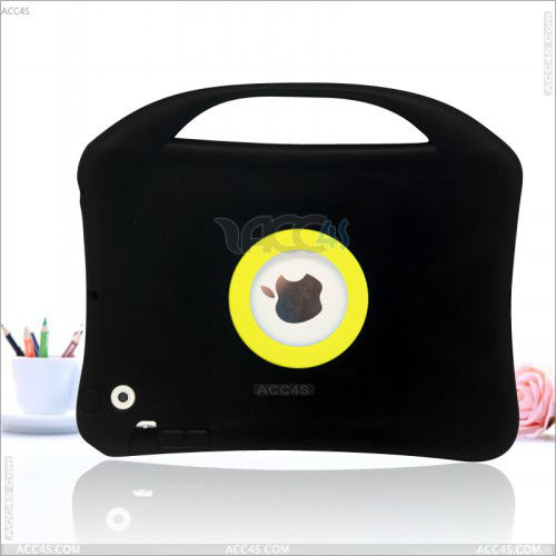 handbag case,cute silicone case for ipad mini P-IPADMINISC010