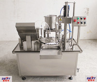 Olive essence oil filling capping production line