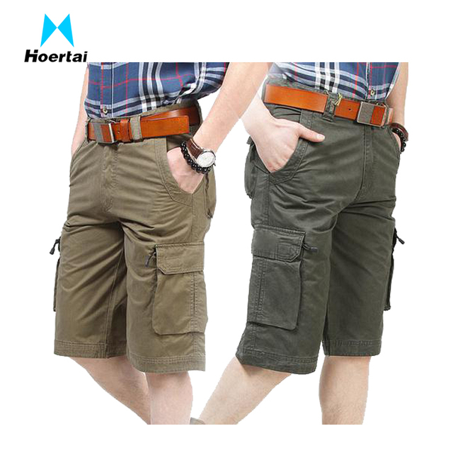 camouflage work shorts casual design hot sale mens shorts