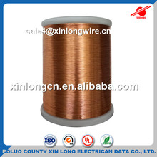 UL Approved AWG 17 Copper Wire Enamel Covered Copper Wire For Winding