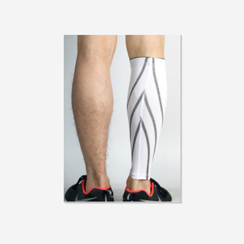Breathable Sports <strong>Protective</strong> Calf Leg Compression Support Sleeves