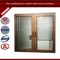 Custom outdoor sliding window blinds in China