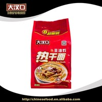 Vegetarian air dried korean instant noodle