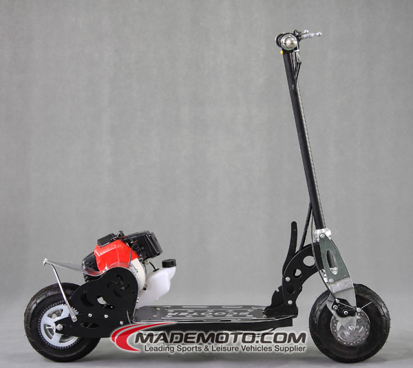 Direct Selling 2 Wheel 2 Stroke Hybrid Motor Scooter For Sale
