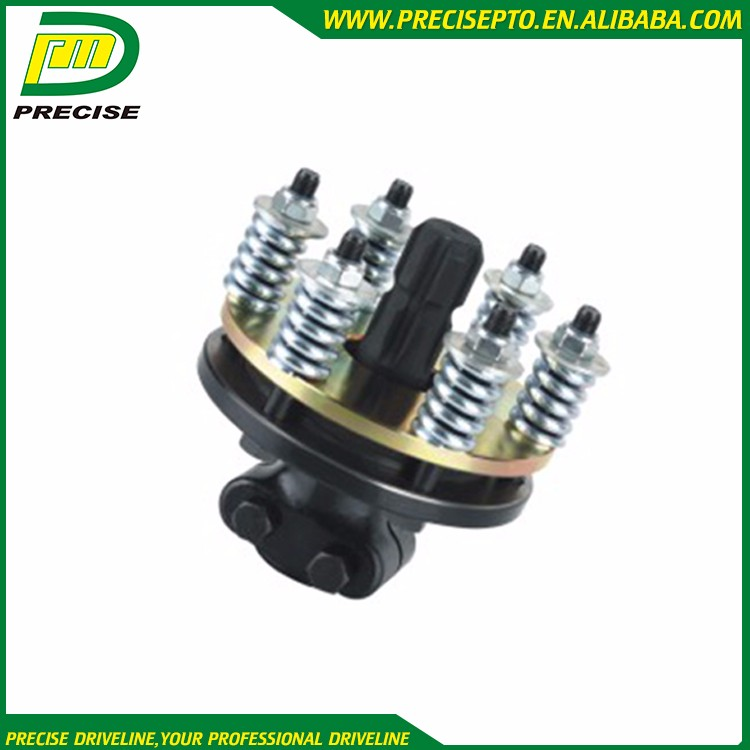 Drive Shaft friction torque limiter