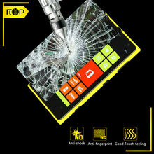 mobile phone accessories Knife proof anti scratch transparency tempered glass Screen protector For Nokia Lumia 1020