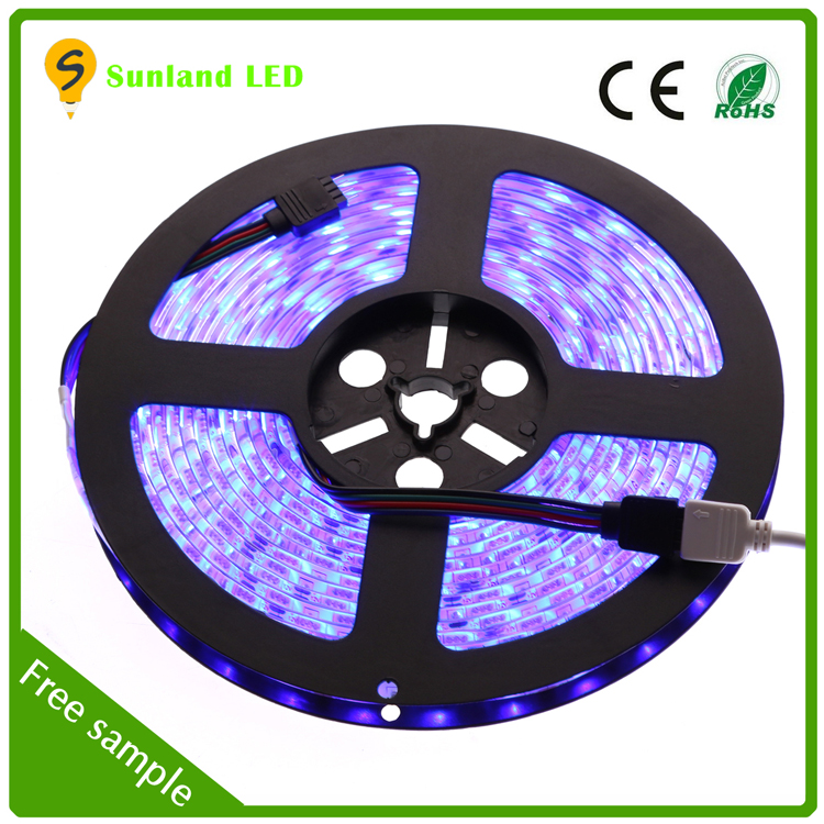 Addressable300leds 72w led strip flex <strong>rgb</strong> waterproof 220 volts