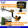 Automatic test 1.5m ground metal detector md 3010 for gold metal