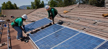 Easy Roof Installation Panel Solar 5kw PV Panel 5kw System for Home Use