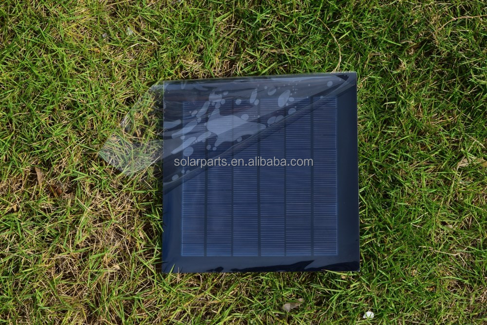 Large Size Photovoltaic PET Laminated Solar panel Modules with PCB Board