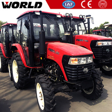 55HP wheeled tractor price with A/C cabin
